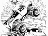 Monster Truck Coloring Pages Printable Free 20 Free Printable Monster Truck Coloring Pages