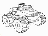Monster Truck Coloring Pages Printable Free Awesome Cartoon Monster Truck Coloring Page Free