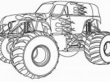 Monster Truck Coloring Pages Printable Free Get This Free Monster Truck Coloring Pages to Print