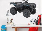 Monster Truck Wall Mural 3d Four Wheel Drive 224 Vehicles In 2019