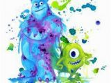 Monsters Inc Wall Mural 14 Best Murals Images In 2019