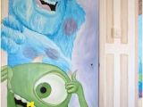 Monsters Inc Wall Mural 71 Best Monster S Inc Ideas Images
