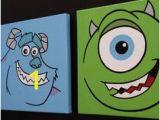 Monsters Inc Wall Mural 9 Best Monsters Inc Paintings Images