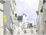 Montmartre Paris Wall Mural Fototapete Straße Nahe Montmartre In Paris • Pixers Wir