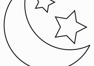 Moon Coloring Pages for Preschoolers Coloring Pages Of Sun Moon and Stars 1 Moon Coloring Pages
