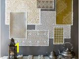 Moroccan Wall Murals 55 Best Stencil Wall Art Images