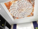 Moroccan Wall Murals Creative Nonwoven Wallpaper Pattern 3d Ceiling Murals Wallpaper