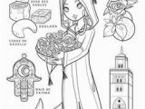 Morocco Coloring Pages 719 Best Colouring Images In 2018