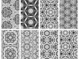 Mosaic Coloring Pages to Print Coloring Page Printable Bookmarks Freebie