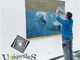 Mosaic Tile Murals Bathroom Digitally Printed Wall Tiles Custom Decorative Tiles