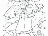 Moses 10 Commandments Coloring Page Ten Mandment Coloring Sheets Direct Ten Mandments