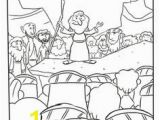 Moses and Joshua Coloring Pages 103 Best Bible Coloring Pages Images