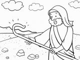 Moses and the Burning Bush Coloring Pages Coloring Pages Free Printable Coloring Pages for Children that You