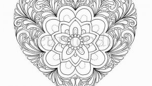 Mother S Day Hearts Coloring Pages Coloring Page Heart Printable Love Colouring Pages