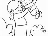 Mother S Day Hearts Coloring Pages In the Loving Care Of Her Mom Coloring Page