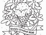 Mother S Day Printable Coloring Pages for Grandma Brusters