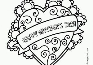 Mothers Day Coloring Pages In Spanish Free Printable Mother S Day Coloring Pages