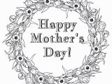 Mothers Day Coloring Pages Printable Free Happy Mothers Day Coloring Pages 2020 Printable
