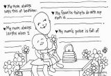 Mothers Day Coloring Pages Printable Mothers Day Coloring Pages to Print