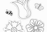 Mothers Day Coloring Pages Printable Ready to Color Mother S Day Flowers Printable with Images