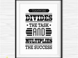 Motivational Wall Murals Fice Wall Art Teamwork Quotes Printable Success Quotes