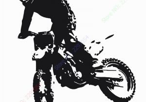 Motocross Wall Murals Motocross Moto Dirty Bike Motorbike Wall Art Sticker Decal Home Diy