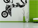Motorbike Wall Murals Free Shipping Stunt Bike Motorbike X Games Mx Motorcross Dirt Bike