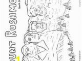 Mount Rushmore Coloring Page 33 Best Red Rock Coloring Pages Images In 2018