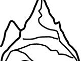 Mountain Climber Coloring Page Mountain Climber Clipart Google Search