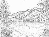 Mountain Coloring Pages for Kids Mountain Climber Coloring Page Mountains Coloring Pages Best