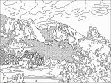 Mountain Coloring Pages for Kids Mountains Coloring Pages Best Coloring Pages for Kids