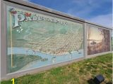 Mountain Mural On Wall Paducah Flood Wall Mural Picture Of Floodwall Murals