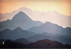 Mountain Mural Wall Art Create A Mountain Mural