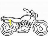 Mouse and the Motorcycle Coloring Pages Motorcycle Icon Vector Illustration