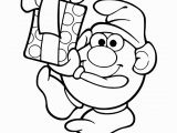 Mr and Mrs Potato Head Coloring Pages Challenge the Gobots Coloring Pages Learny Kids