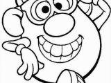Mr Potato Head Printable Coloring Pages Mr Potato Head Coloring Page Coloring Home
