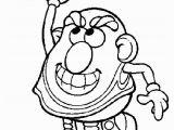 Mr Potato Head Printable Coloring Pages Mr Potato Head Coloring Pages Free Printable Mr Potato