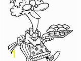Mrs Claus Coloring Pages Christmas Mrs Claus Coloring Page