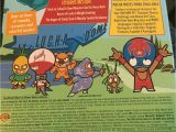 Mucha Lucha Coloring Pages Mucha Lucha Heart Of Lucha Dvd 2003