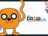 Mugman and Cuphead Coloring Pages Jake the Dog Drawing Jake Dog Adventure Time