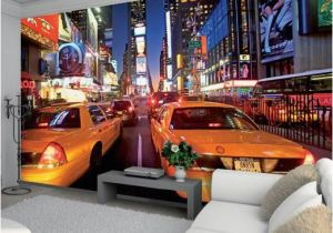 Muhammad Ali Wall Mural New York Times Square Wallpaper Mural Wallpaper Mural at Allposters