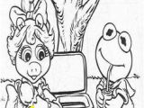 Muppet Babies Coloring Pages Disney Junior 41 Best Muppet Babies Coloring Pages Images In 2020