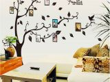 Mural Art Wall Stickers $4 98 Tree 3d Diy Pvc Wall Decals Adhesive Wall