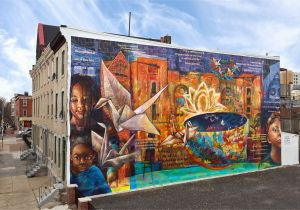 Mural Artist Jobs Mural Arts Turns 30 7 Surprising Backstories From Philadelphia S