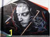 Mural Artist Near Me Mural by Artist Tazroc In Bangkok Thailand