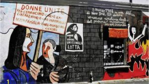 Mural Artist Needed Queere Und Feministische Street Art In Der Basler 8 Freiburg