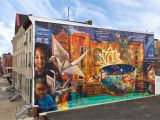 Mural Artist Wanted Mural Arts Turns 30 7 Surprising Backstories From Philadelphia S