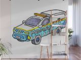 Mural Designs for Exterior Wall Mdma Raveside assistance Wall Mural