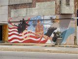 Mural On A Wall Wall Mural Roanoke Al Hometown