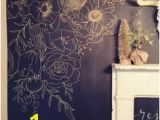 Mural Paint Markers Faux Wallpaper Gold Paint Marker Mural In 2019